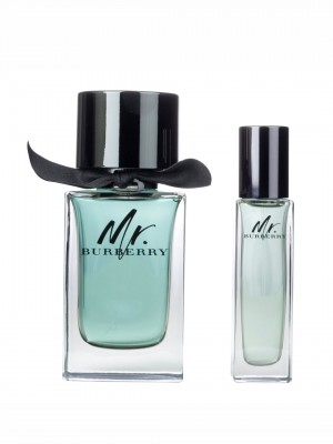 MR. BURBERRY Eau de Toilette (EDT) Perfume Gift Set - 100 ml + 30 ml
