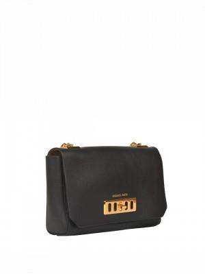 MICHAEL Michael Kors Vivian Shoulder Bag – Black