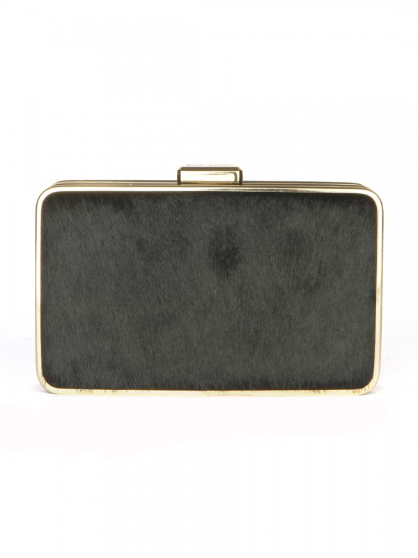 MICHAEL_Michael_Kors_Elsie_Calf_Clutch_Bag_Backside